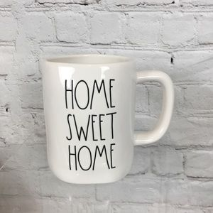 "Rae Dunn ""HOME SWEET HOME"" coffee mug"